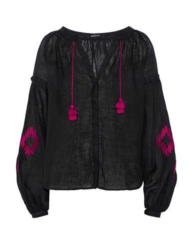 MARCH11 Linen Shirt in Black