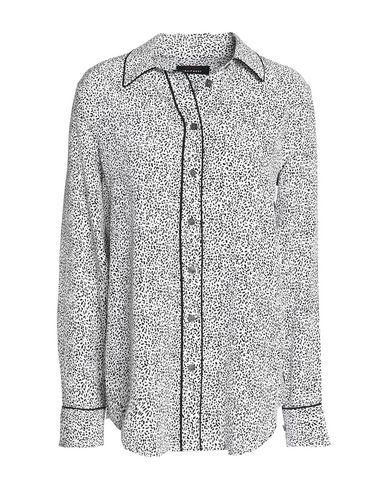 KATE MOSS EQUIPMENT Patterned Shirts & Blouses in White