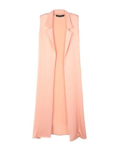 FRANCESCA PICCINI Full-Length Jacket in Salmon Pink