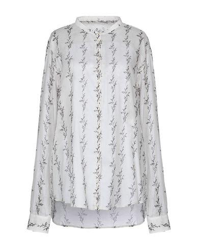 SAINT LAURENT - 花卉衬衫及女衬衣