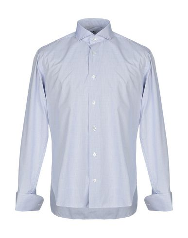 DANOLIS Checked Shirt in Blue
