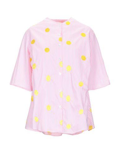 ELAIDI Striped Shirt in Pink