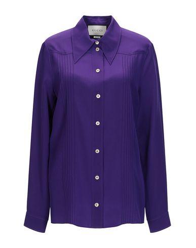 GUCCI - 真丝衬衫及女衬衣