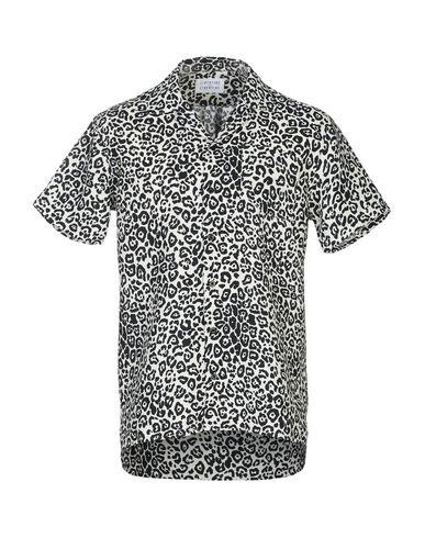 LIBERTINE-LIBERTINE Patterned Shirt in Beige