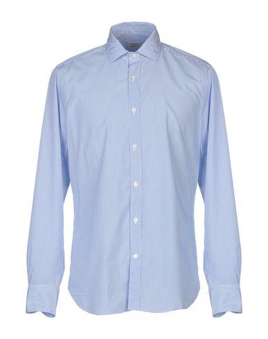 BORSA Striped Shirt in Blue