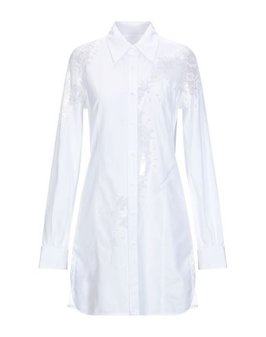 Lace Shirts & Blouses in White