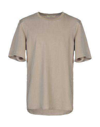 SUIT Solid Color Shirt in Khaki