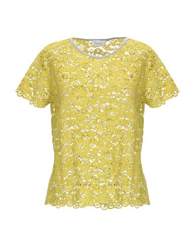 HOPPER Blouse in Yellow