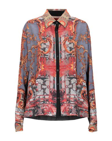CLOVER CANYON Patterned Shirts & Blouses in Orange