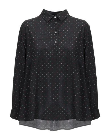 HER SHIRT Blouse in Black