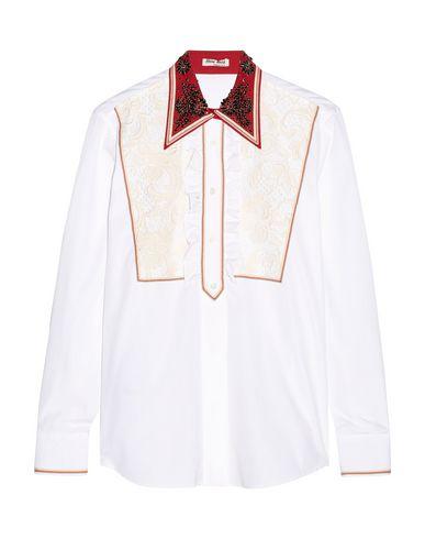 MIU MIU - 纯色衬衫及女衬衣