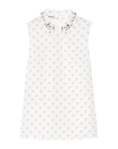 MIU MIU - 花卉衬衫及女衬衣
