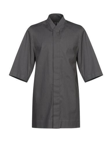 RICK OWENS - 纯色衬衫