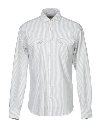 BORSA Striped Shirt in Beige