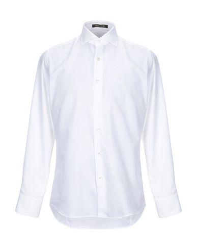 ROBERTO CAVALLI - 纯色衬衫
