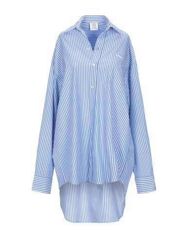 Vetements T-shirts STRIPED SHIRT
