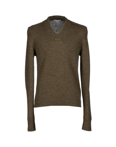 ESEMPLARE Sweater in Military Green