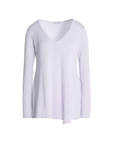 COTTON BY AUTUMN CASHMERE Sweater in Lilac