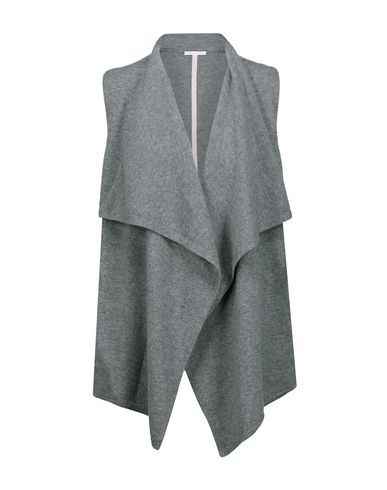 DUFFY Cardigan in Grey