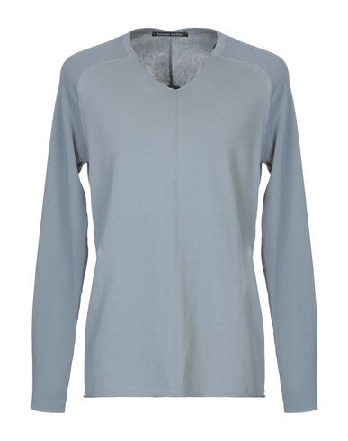 HANNES ROETHER Sweater in Pastel Blue
