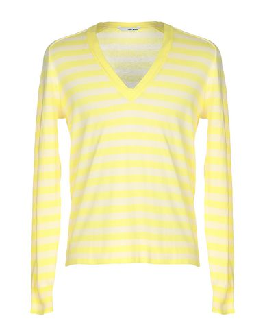 ITALIA INDEPENDENT Sweater in Yellow