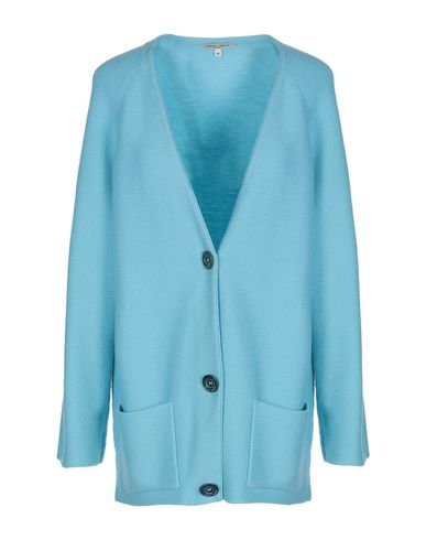 BARBARA LOHMANN Cardigan in Sky Blue