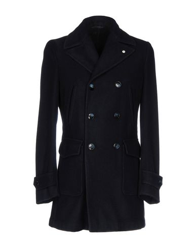 L.B.M. 1911 Coat in Dark Blue