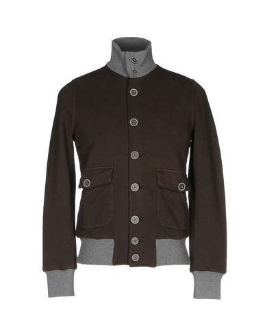 CAPOBIANCO Bomber in Brown