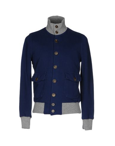 CAPOBIANCO Bomber in Dark Blue