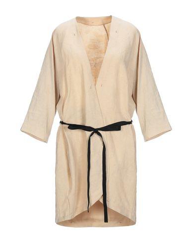 SIMONA TAGLIAFERRI Belted Coats in Beige