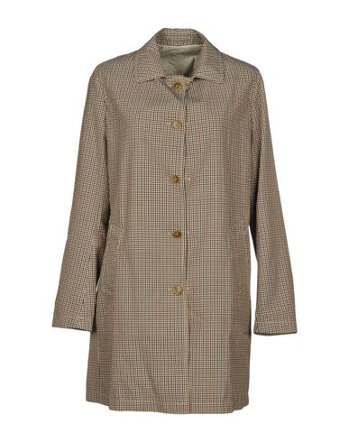 RVR LARDINI Full-Length Jacket in Beige