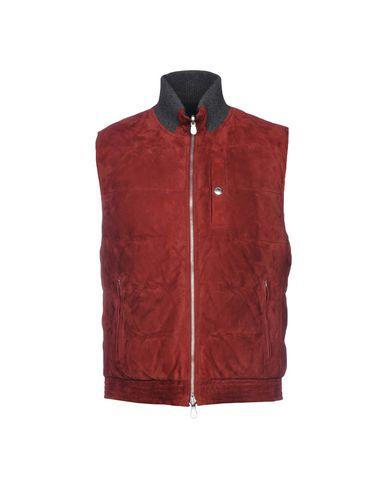 BRUNELLO CUCINELLI - 皮革外套