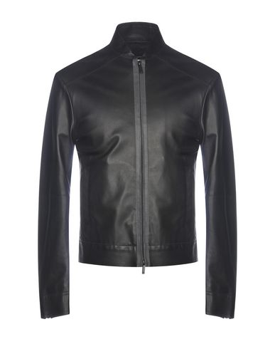 EMPORIO ARMANI - 皮革外套