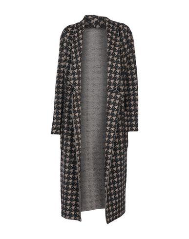 HOPPER Full-Length Jacket in Steel Grey