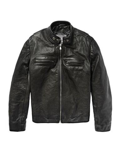 JEAN SHOP Biker Jacket in Black