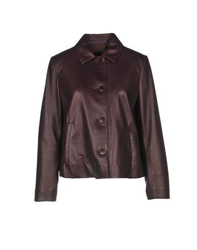 PRADA - 皮革外套