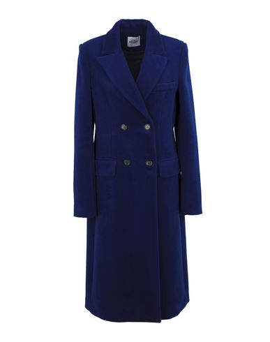 SI-JAY Coat in Bright Blue