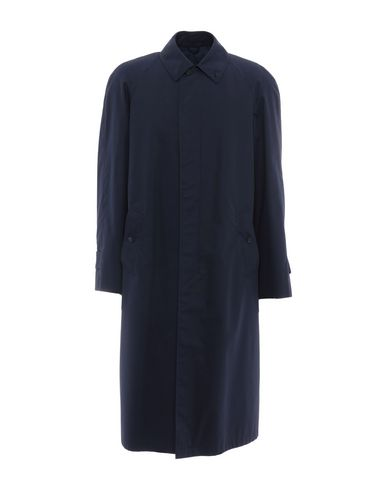VALSTAR Full-Length Jacket in Dark Blue
