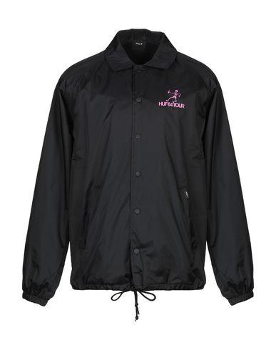 HUF Jacket in Black