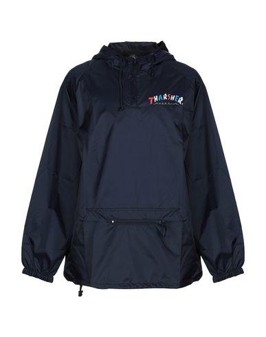 THRASHER Jacket in Dark Blue