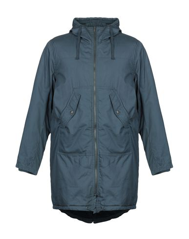 CHEAP MONDAY Coat in Slate Blue