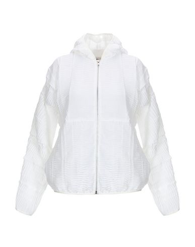 HACHE Bomber in Ivory