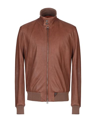 STEWART Bomber in Brown