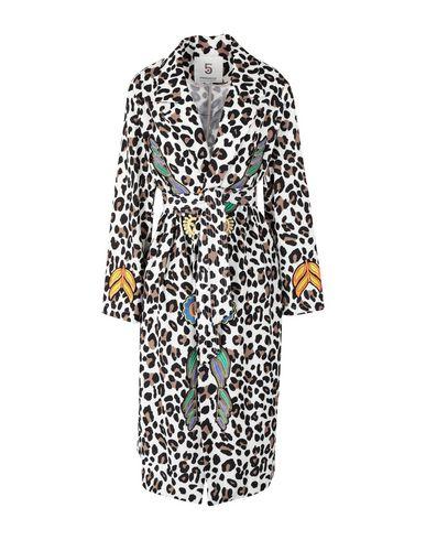 5 PROGRESS Full-Length Jacket in Ivory