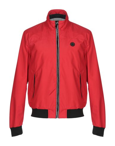MUSEUM Jackets in Red