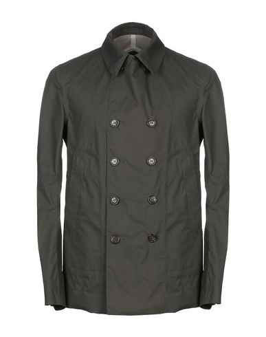 ESEMPLARE Coat in Military Green
