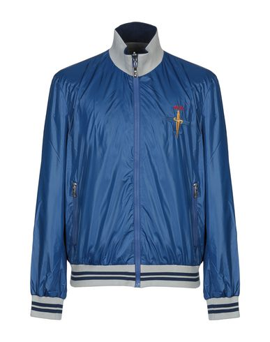 CESARE PACIOTTI 4US Jackets in Blue