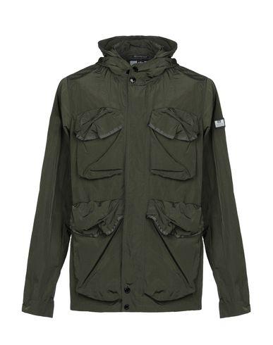 WEEKEND OFFENDER Jacket in Dark Green
