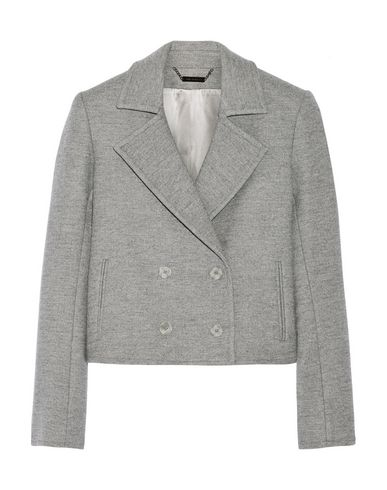 WES GORDON Coat in Gray