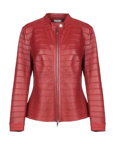 DESA NINETEENSEVENTYTWO Jackets in Brick Red